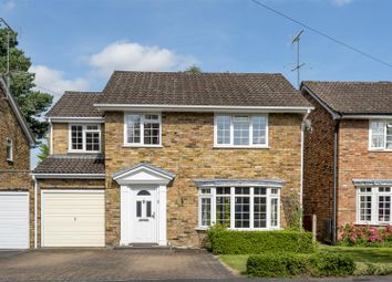 Thumbnail 4 bed link-detached house for sale in Corsham Way, Crowthorne, Berkshire