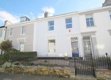 Thumbnail 5 bedroom terraced house for sale in Acre Place, Stoke, Plymouth