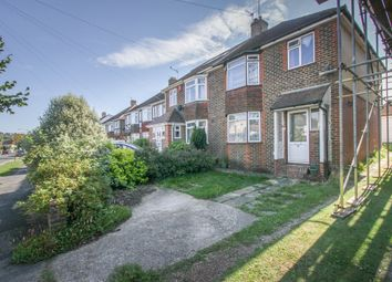 Thumbnail 3 bed semi-detached house for sale in Vale Avenue, Brighton
