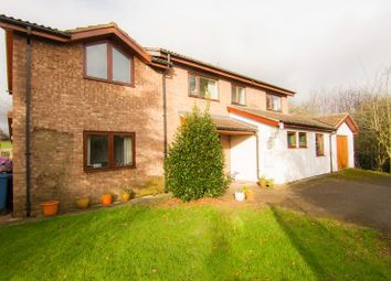 Thumbnail 5 bed detached house for sale in Llanddewi Rhydderch, Abergavenny