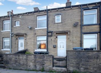 Thumbnail 2 bed terraced house to rent in Blackmires, Queensbury, Bradford