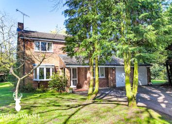 Thumbnail 4 bedroom detached house for sale in Broughton, Milton Keynes