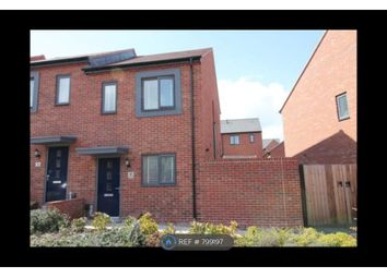 Thumbnail 2 bed semi-detached house to rent in Light Lane, Telford