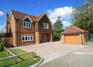 Thumbnail 5 bed detached house for sale in Plough Orchards, Weston Turville, Aylesbury