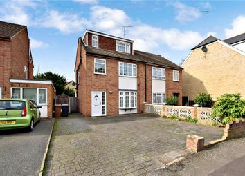 Thumbnail Semi-detached house for sale in Baker Street, Chelmsford, Essex
