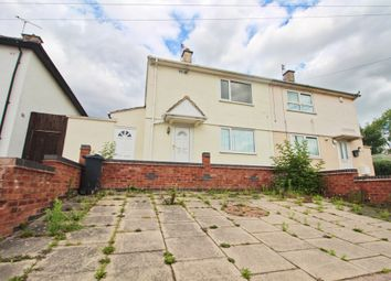 Thumbnail 2 bed semi-detached house to rent in Tolcarne Road, Leicester