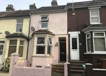 Thumbnail 2 bed terraced house for sale in Imperial Road, Gillingham, Kent