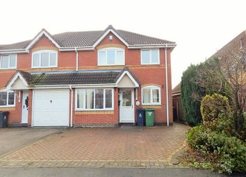 Thumbnail 3 bedroom semi-detached house to rent in Rosemary Close, Clayhanger