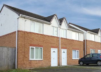 Thumbnail 3 bed semi-detached bungalow for sale in Manor Row, Liverpool, Merseyside