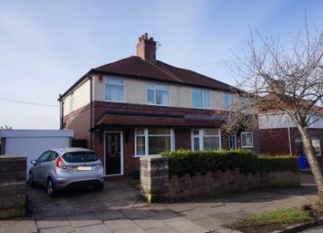 Thumbnail 3 bedroom semi-detached house for sale in Poplar Drive, Blurton, Stoke-On-Trent