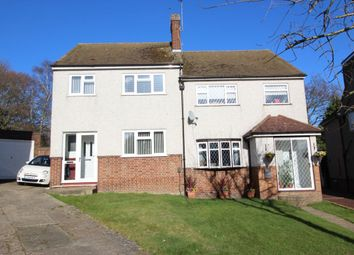 Thumbnail 3 bed semi-detached house for sale in Homefield Close, Swanley