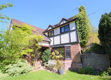 Thumbnail 4 bed detached house for sale in Woodlands Road, Off Glan Aber Park, Chester