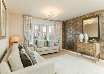Thumbnail 2 bed semi-detached house for sale in Overton Hill, Overton