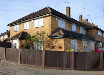 Thumbnail 6 bed property for sale in Stevenage Crescent, Borehamwood