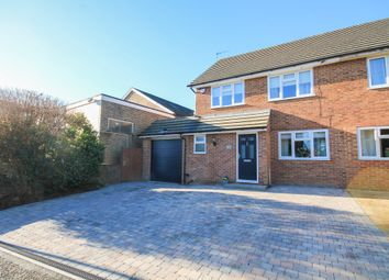 Thumbnail 3 bed semi-detached house for sale in Wellington Town Road, East Grinstead