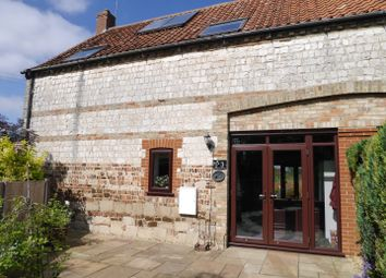 Thumbnail 4 bed barn conversion for sale in The Street, Marham