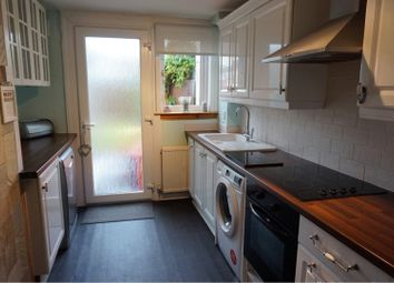 Thumbnail 2 bed end terrace house for sale in Kings Road, Tranent