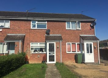 Thumbnail 2 bed terraced house to rent in Shelley Way, Thetford