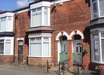 4 bed terraced house for sale in Telford Street, Hull HU9
