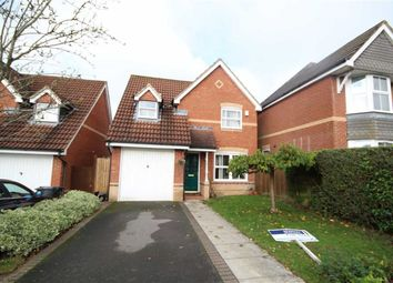 Thumbnail 3 bed detached house for sale in Northbourne Road, St Andrews Ridge, Swindon