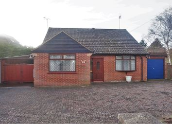 Thumbnail 3 bed detached bungalow for sale in Honey Hill, Whitstable
