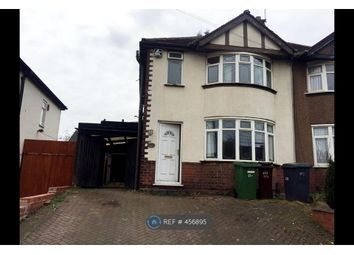 Thumbnail 3 bedroom semi-detached house to rent in Deans Road, Wolverhampton