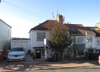 Thumbnail 3 bed semi-detached house for sale in Carlyle Avenue, Brighton
