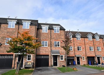 Thumbnail 4 bed end terrace house for sale in Ecklands, Millhouse Green, Sheffield