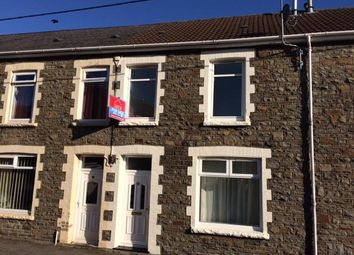 Thumbnail 4 bed terraced house for sale in Cynon Street, Aberaman, Aberdare