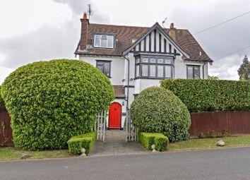 Thumbnail 4 bed semi-detached house for sale in Hillside Road, Radlett