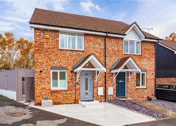 Thumbnail 2 bed semi-detached house for sale in Lasham Road, Elvetham Heath, Hampshire