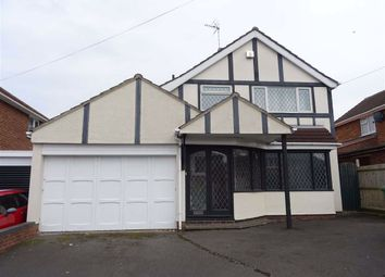 Thumbnail Detached house to rent in The Osiers, Braunstone, Leicester