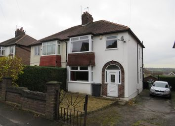 Thumbnail 3 bedroom semi-detached house for sale in Shirley Drive, Leeds