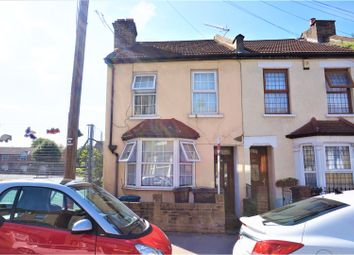 Thumbnail 3 bed end terrace house for sale in Howley Road, Croydon