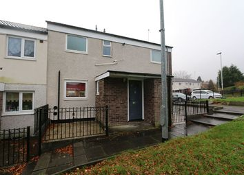 Thumbnail 3 bed end terrace house for sale in Croxdale Walk, Manchester, Greater Manchester