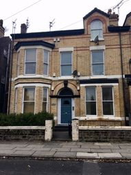 Thumbnail 1 bed flat to rent in Hartington Road, Toxteth