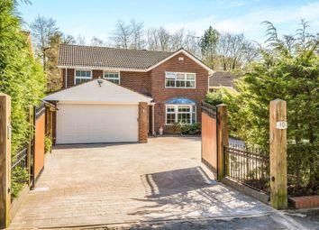 Thumbnail 4 bed detached house for sale in Wannerton Road, Blakedown, Kidderminster