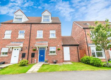 Thumbnail 3 bed semi-detached house for sale in 33 Calvert Way, Bedale