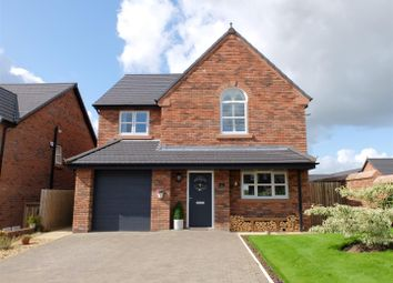 Thumbnail 4 bed detached house for sale in Cumwhinton, Carlisle