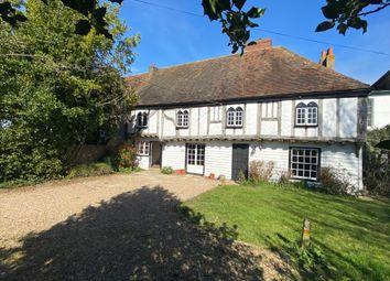 Thumbnail 4 bed property to rent in Lower Rainham Road, Gillingham