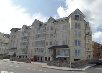 Thumbnail 2 bed flat for sale in West Promenade, Rhos On Sea