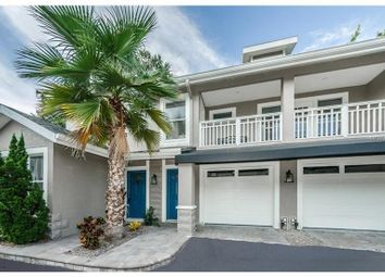 Thumbnail 3 bed property for sale in 4807 Bayshore Boulevard, Tampa, Florida, United States Of America
