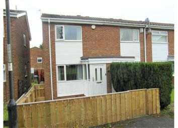 Thumbnail 2 bed terraced house for sale in Wooler Green, Newcastle Upon Tyne