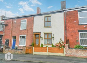 Thumbnail 2 bed terraced house for sale in Cemetery Road, Kearsley, Bolton, Lancashire