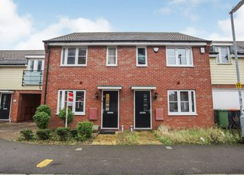 Thumbnail 2 bed end terrace house for sale in Riley Grove, Dunstable