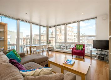Thumbnail 2 bed flat for sale in The Point Building, 13-17 Baron Street, London