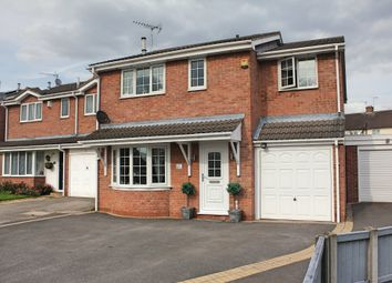 4 bed detached house for sale in Aquitaine Close, Enderby, Leicester LE19