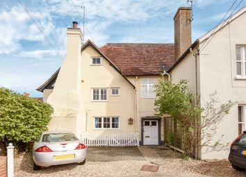 Thumbnail 4 bedroom cottage for sale in Wallingford, Oxfordshire