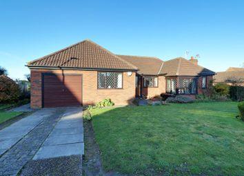 Thumbnail 3 bed detached bungalow for sale in Castle Drive, Epworth, Doncaster