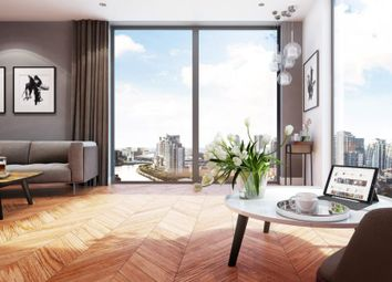 Thumbnail 3 bedroom flat for sale in Trafford Road, Salford, Salford